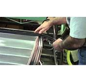 1947 55 1st Series Chevy Pickup Door Weatherstrip