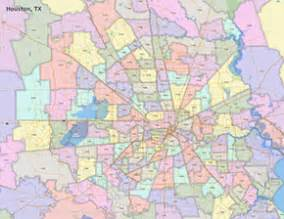 harris county tx boundary map and geodata for harris