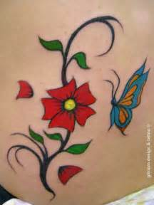 body painting cute and small feminine tattoo ideas