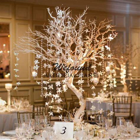 tree table centerpieces wedding centerpiece wedding decoration tree wedding table