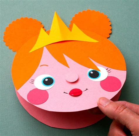 And Craft In Paper - crafts construction paper ye craft ideas