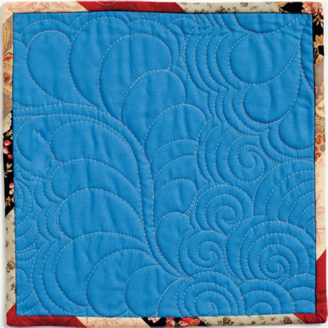 Scrappy Quilt Binding by Tour Skip The Borders Quilt Binding Ideas Stitch