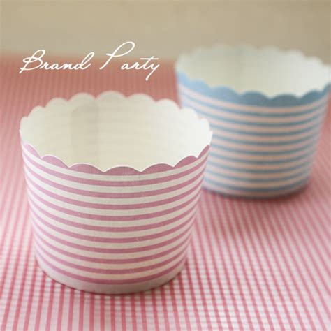 How To Make Cupcake Cases Out Of Baking Paper - cake mould cupcake tool mini muffin baking cups blue and