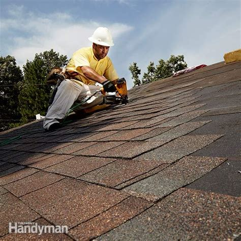 roofing a house how to roof a house the family handyman