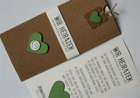 Hochzeitseinladung Natur by Hochzeitskarten Hochzeitseinladungen Danksagungskarten