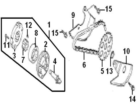 baja motorsports 90cc atv engine diagram free