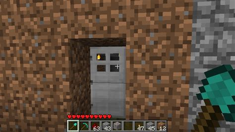 awesome secret door minecraft project