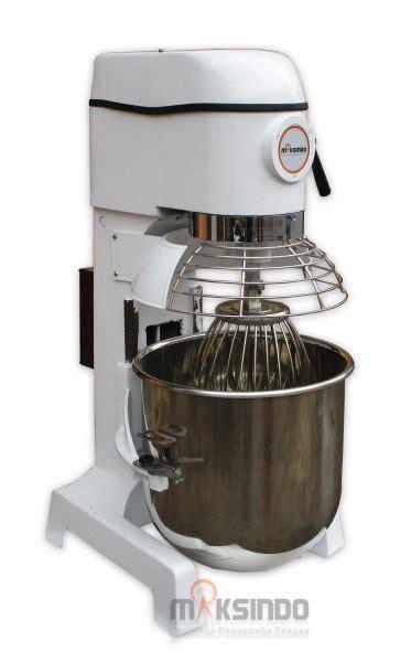 Mixer Roti Di Jogja jual mesin mixer planetary 30 liter mks 30b di