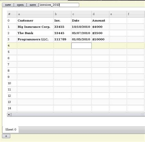 django tutorial exle use django and jquery to create a spreadsheet application