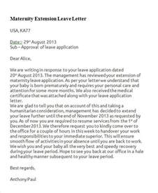 Resignation Letter After Maternity Leave Nz Maternity Leave Letter Template Nz Docoments Ojazlink