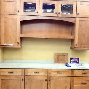 Kraftmaid Kitchen Cabinet Hardware These Shaker Style Maple Cabinets By Kraftmaid
