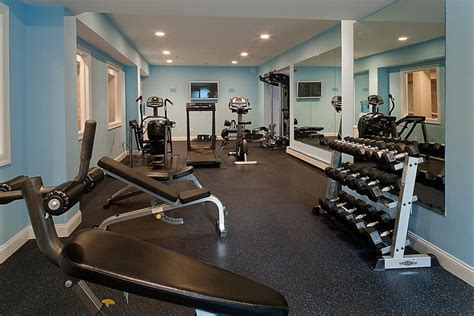 home gym ideas home gym ideas for easy exercise spaces traba homes