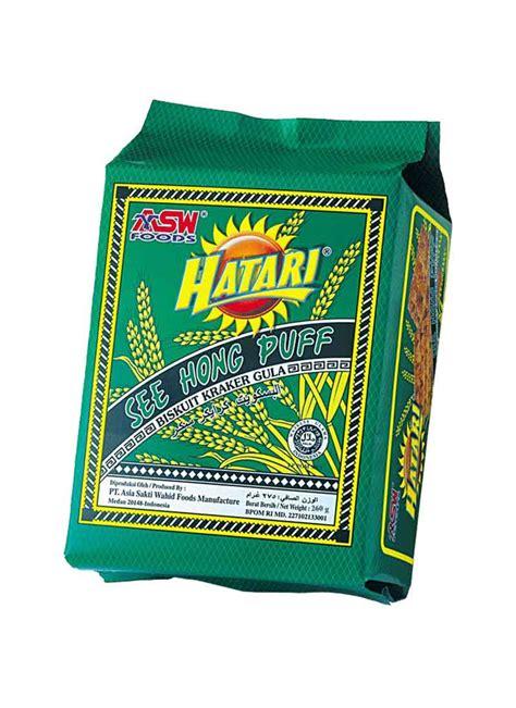 See Hong Puff Crackers hatari crackers see hong puff sugar pck 260g klikindomaret