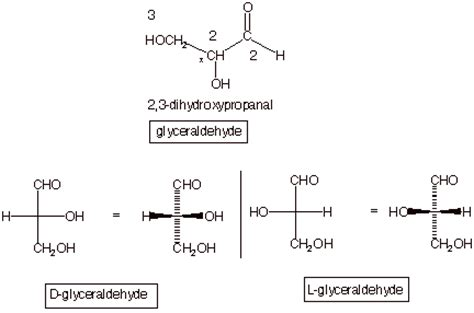r and s carbohydrates iii