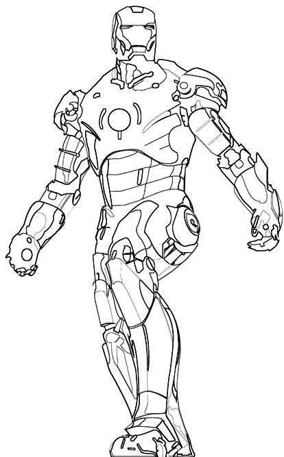 Best Iron Man Clip Art 6136 Clipartion Com Iron Black And White Coloring Pages