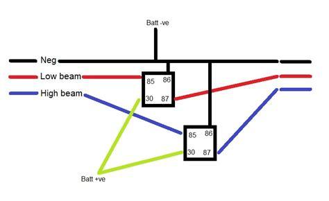 nissan navara headlight wiring diagram wiring diagram