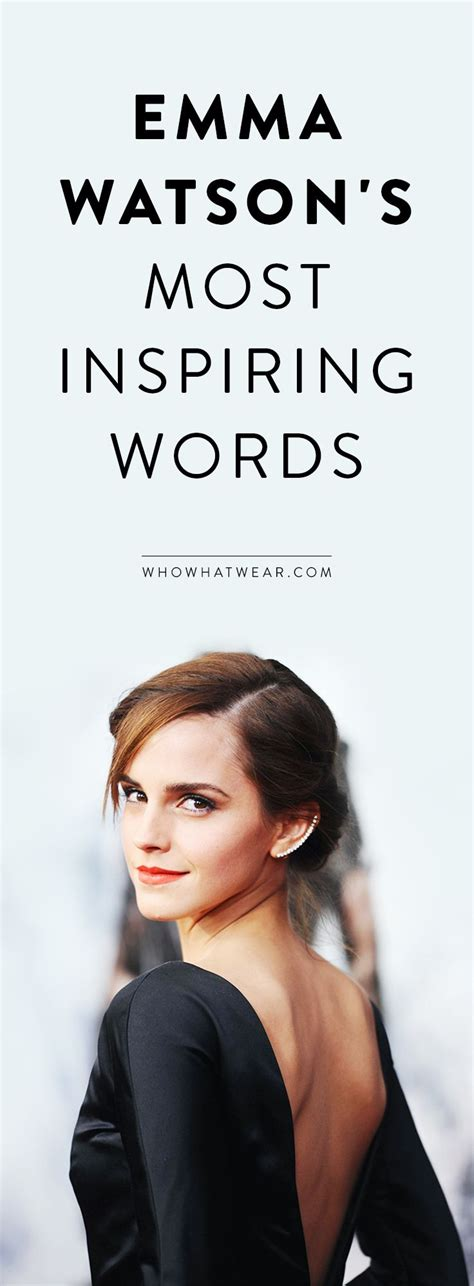 emma watson quotes 1000 emma watson quotes on pinterest quotes feminism