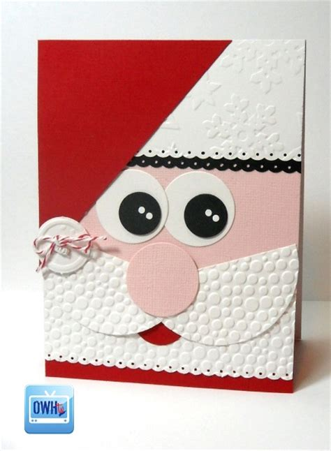 Handcrafted Santas - 60 handmade cards pink lover
