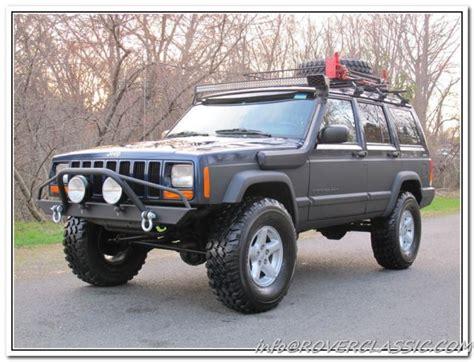 2001 jeep sport lifted 2001 jeep xj sport 4x4 94 522 original