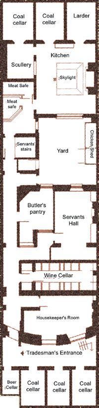 house plans with servants quarters servants quarters the regency town house