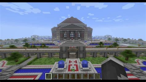 Housebeautiful by Minecraft Big House With A Beautiful Garden Project 2
