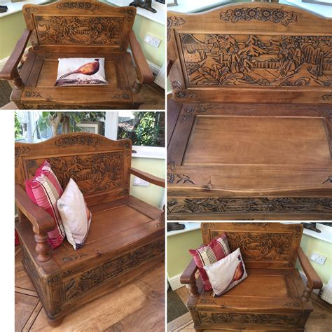 monks bench for sale monks bench for sale in uk 116 second hand monks benchs
