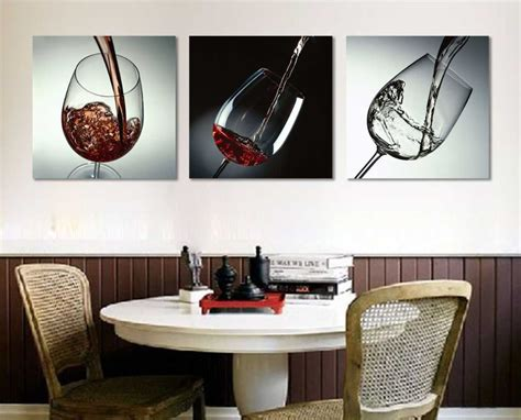 modern kitchen canvas buy wholesale painting wine bottle from china