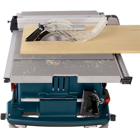 bosch table saw review bosch 4100 09 10 inch portable table saw review