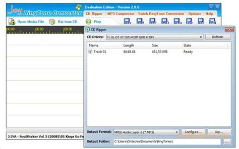 free download mp3 converter software for windows 7 ringtone converter free download for windows 7