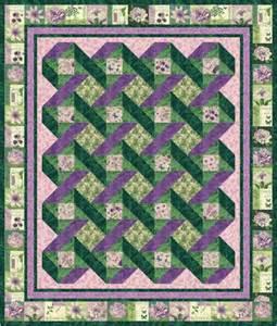 Garden Quilt Pattern Garden Trellis Quilt Pattern Downloadable
