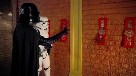 star wars year by 0241232414 may the horse be with you darth vader celebrates the chinese new year youtube