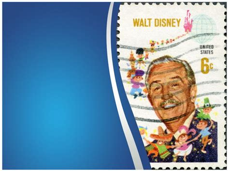 walt disney powerpoint template by templatesvision com