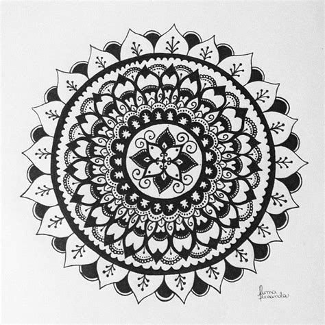 mandala pattern sketch easy tumblr drawings patterns google search drawings