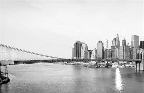 black and white wallpaper of new york black and white new york landscape wall mural murals