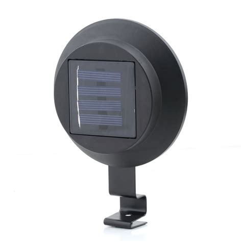 solar powered gutter light reviews solar powered outdoor garden light gutter fence wall roof