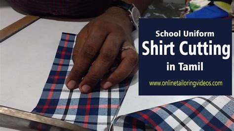 shirt cutting method images shirt cutting and stitching in tamil kids shirt cutting