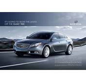 2011 Buick Regal Print Ads To Invade The US  Autoevolution