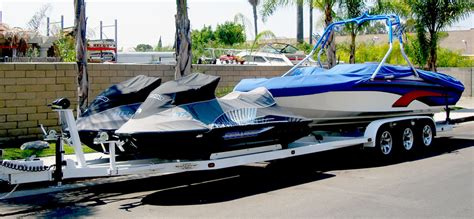 large jet ski boat jet ski sea doo trailer autos post