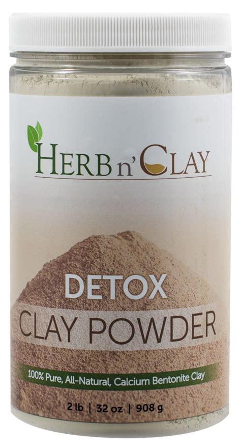 Calcium Bentonite Clay Detox Reviews by Clay Detox How Does Calcium Bentonite Clay Work For Skin