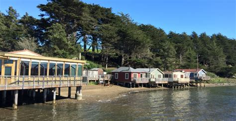 Nicks Cove Cottages marina times nick s cove isn t friendly it s exuberant