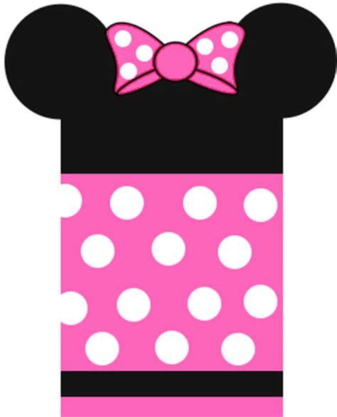 printable minnie mouse name tags disney luggage tags