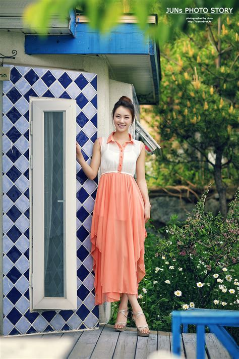 hängematte outdoor ju da ha outdoor photoshoot korean models photos