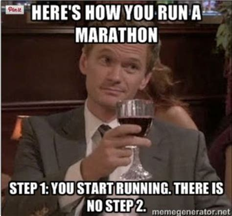 Running Marathon Meme - family adventures of a mother daughter running duo