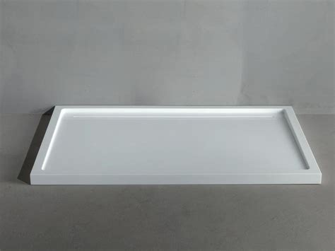 piatti doccia in corian piatto doccia ultrapiatto in corian 174 in line collezione