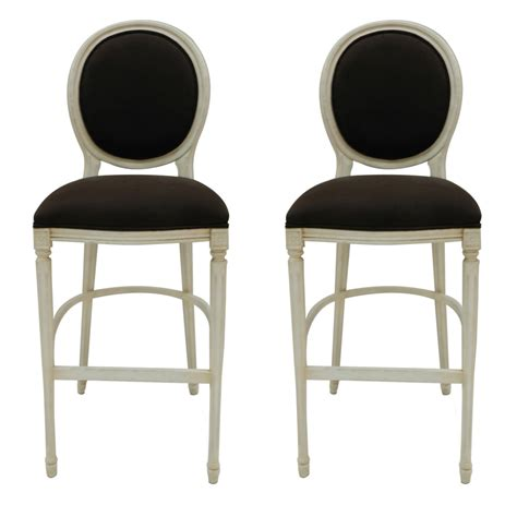 Hanging Bar Stools by Hang Out Stylishly And Sitting Comfortably On Upholstered