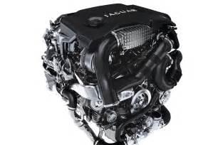 Jaguar Diesel Engines 2013 Jaguar Xf Gets New 2 0 Liter Turbo And 3 0 Liter