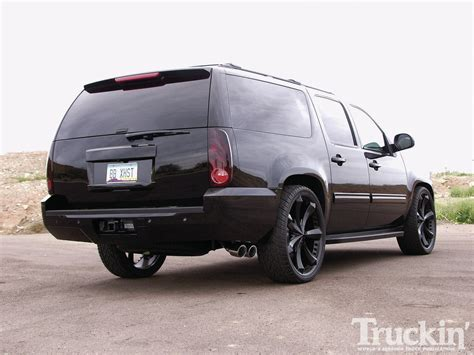 gmc custom parts gmc yukon xl custom parts