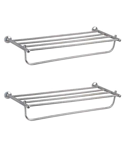 bathroom towel rack sets buy doyours 2 sets of bathroom towel rack 24 inch