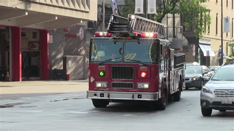 chicago truck spare truck e267 code 3 chicago department
