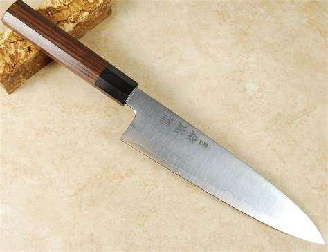 zdp 189 kitchen knives sukenari zdp 189 gyuto 210mm hairline